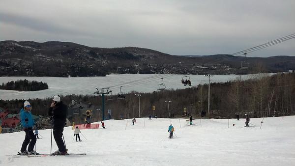 Montreal Ski Trip - 3/13