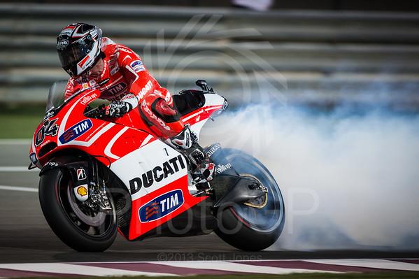 MotoGP 2013 01 Qatar