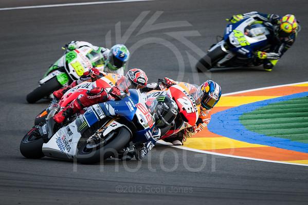 MotoGP 2013 18 Valencia