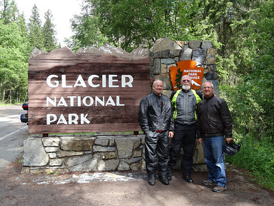 Motorcycling to Glacier and Beyond
