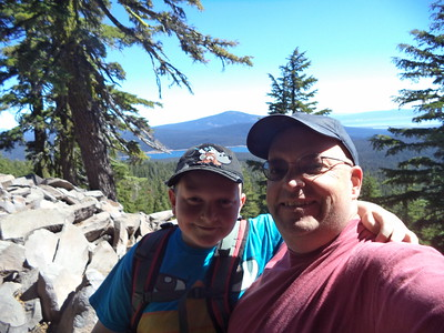 Mt. McLouglin Hike