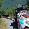 Nisqually R. trestle - Mt. Rainier Scenic RR