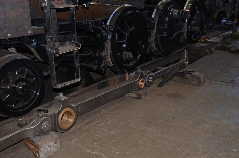 Machine Shop - Mt. Rainier Scenic RR Museum