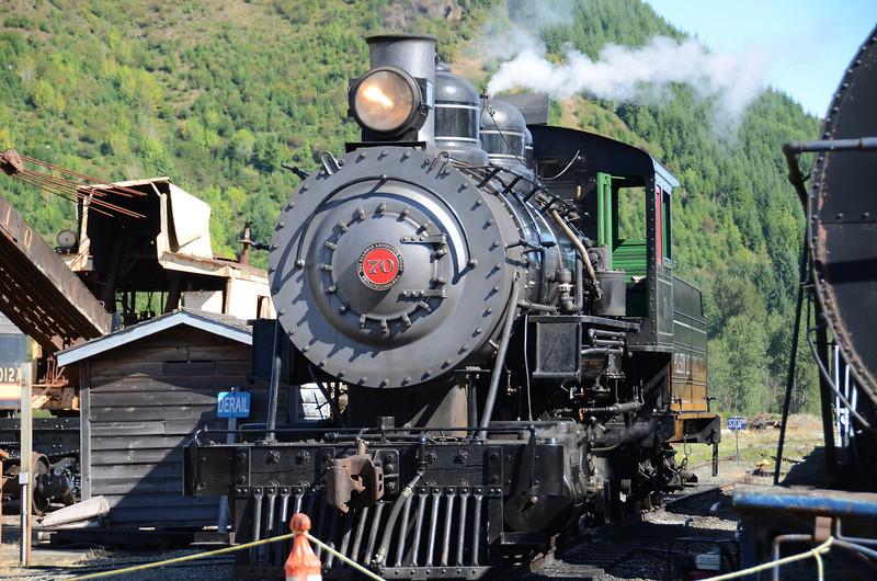 Mt. Rainier Scenic RR Museum