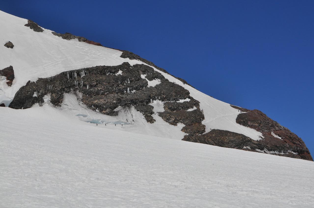 2013 Mt. Rainier Expedition