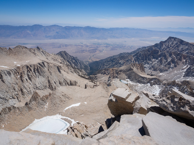 East of Mt. Whitney