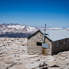 Whitney hut