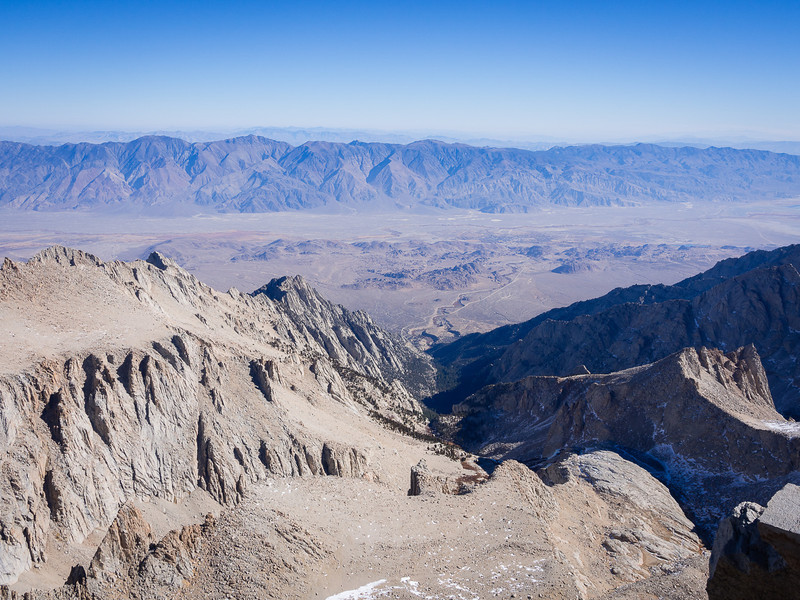 Owens Valley and the Inyo Mountains
