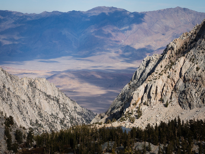 Owens Valley and the Inyos