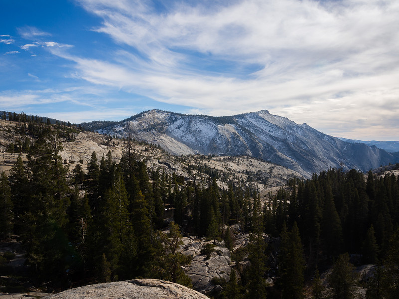 Ridge to Cloud's Rest