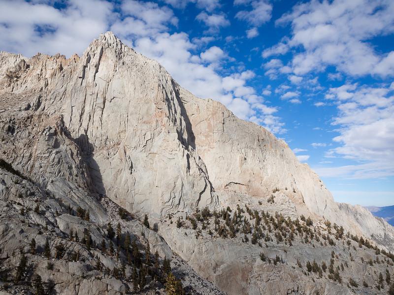 Sliced granite