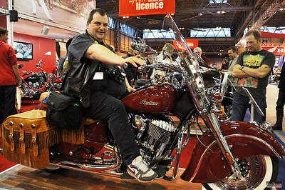 NEC Motorcycle Live, 23 Nov 2013