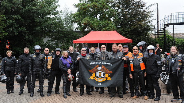 New Bikes and New Members Ride, 14 Sep 2014