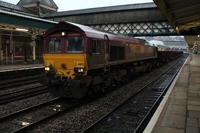 66192 1724/6F04 Newport Docks-Llanwern.