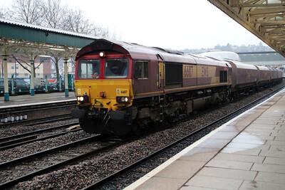 66117  1719/4c45 Aberthaw-Avonmouth.