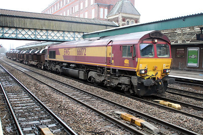 66172  0944/6F03 Llanwern-Newport Docks.