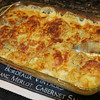 The girls' potato gratin