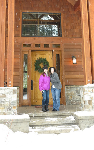 Karen and Dana