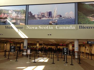 Nova Scotia Trip (Oct. 11-13)