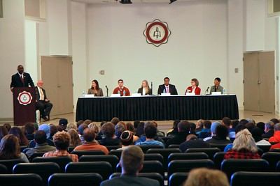 Gardner-Webb University's Godbold School of Business celebrates the 20th Anniversary of the Master of Business Administration Degree offering.