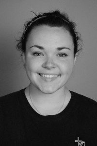 """Headshots for the theatre performance """"No Exit;"""" Fall 2013. Chelsea McCoyle"""