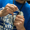 131120 Ecigs VIERA/STAFF PHOTOGRAPHER Lockport, NY-Nick Brostko fills an electronic cigarette with juice at his store Pleasant Puffs on Wednesday Nov 20th, 2013.