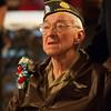 131121 WW2 MOH JOED VIERA/STAFF PHOTOGRAPHER Lockport, NY-Ed Kolek is honored at the American Legion Post on Thursday Nov 21st, 2013.