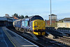 30 November 2013 :: 37405 heads 1Z42 from Whitchurch, Shropshire to Eastleigh via Portsmouth Harbour away from Salisbury with 37261 on the rear