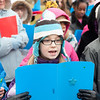"131111 VT Day JOED VIERA/STAFF PHOTOGRAPHER Lockport, NY- Lockport District school children recite ""America's Answer"" to<br /> ""In Flanders Field"" on Monday Nov 11th, 2013."