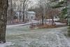 First snow, Nov 26