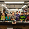 131112 Lego Robots VIERA/STAFF PHOTOGRAPHER Lockport, NY-Michaellean Brown (11), Katie Strobel (11), Faith Obot (11), Katie Miner (11), Ian Rickard (11), Luke Smeal (12), Sean Glenn (12), Kyle Huber (11), Ben Lagreca (11), and Kye Phelps (11) on Tuesday Nov 12th, 2013.
