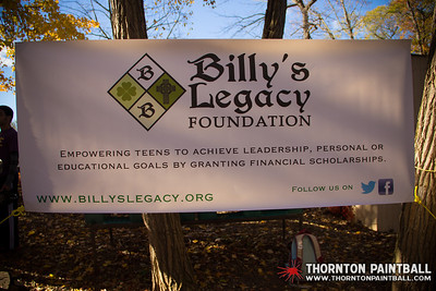 Billy's Legacy Foundation Fundraiser, Marc Paul's and Nick's Birthday Parties