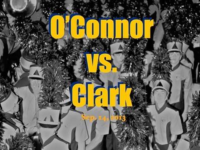 O'Connor vs. Clark 2013