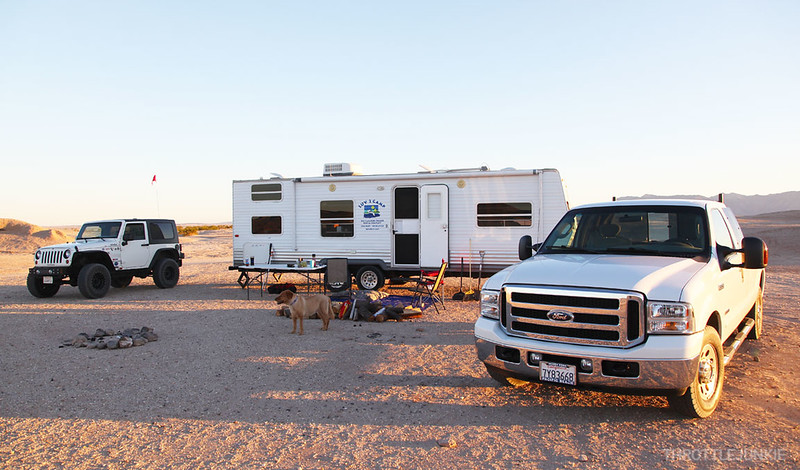 Ocotillo Wells TJ life style photos in Clay Flats