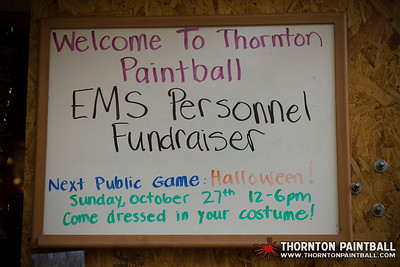 Emergency Services Personnel Fundraiser