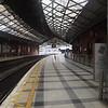 Cork Kent station, looking towards Dublin.
