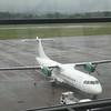 An Aer Lingus Regional ATR-72 at Cork Airport.