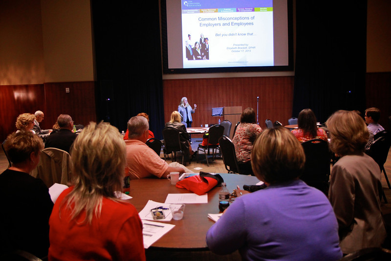 HR Compliance Workshop; Fall 2013.