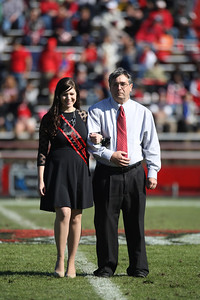 Homecoming Queen 2013, Courtney Newton
