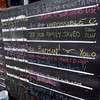 BEFORE I DIE MESSAGES