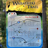 WABASHIKI TRAIL SIGN