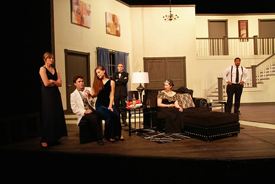 Theatre Production; Rumors; October 2013.