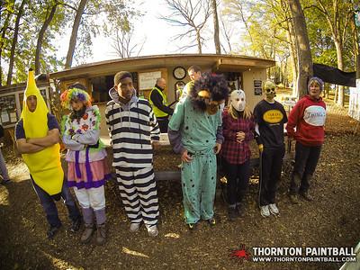 Halloween Public Game