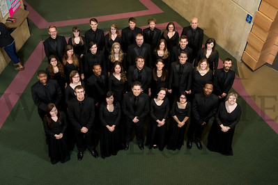 12540 Collegiate Chorale in the CAC Commons 10-21-13