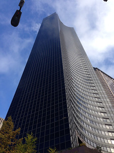 Columbia Tower. To the top!