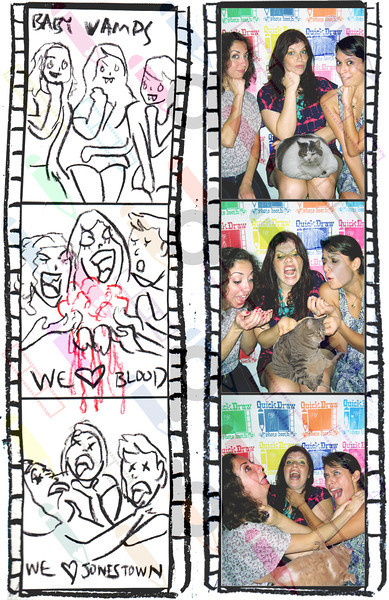 """<a href= """"http://quickdrawphotobooth.smugmug.com/Other/oob2/31475557_nShjhP#!i=2740773864&k=x7T3hk4&lb=1&s=A"""" target=""""_blank""""> CLICK HERE TO BUY PRINTS</a><p> Then click on shopping cart at top of page."""