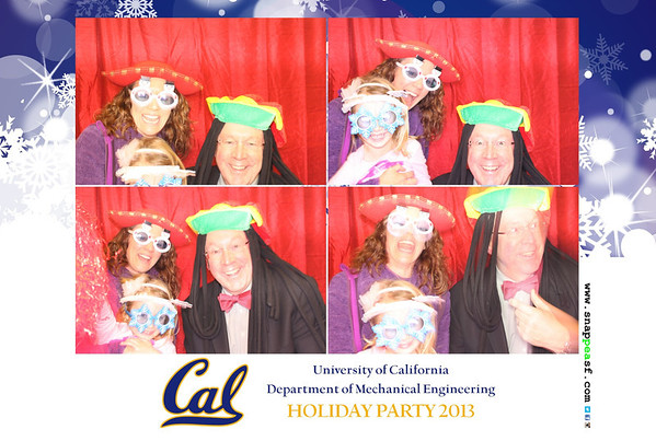 Cal Department of Mechanical Engineering