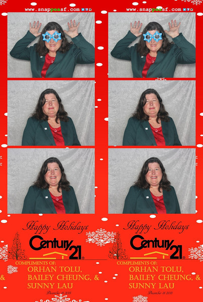 Century 21 Holiday Party 2013