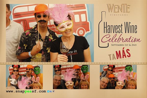 Wente Harvest Wine Celebration