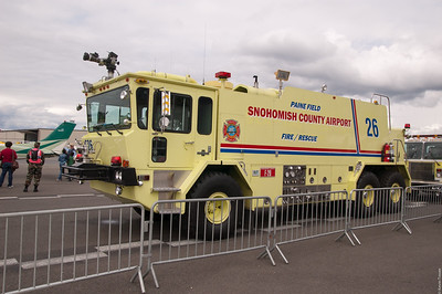 Snohomish County Airport FD E 26